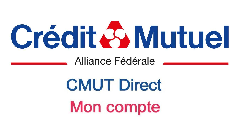 Crédit mutuel Cmut direct pro mon compte en ligne océan