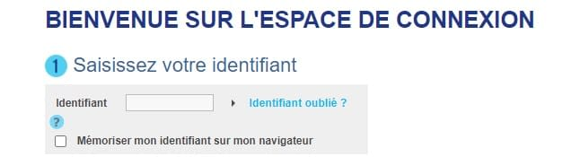 lcl particulier identifiant
