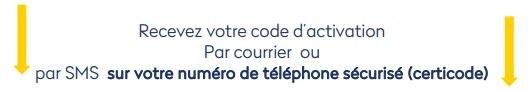 certicode plus la banque postale code d'activation