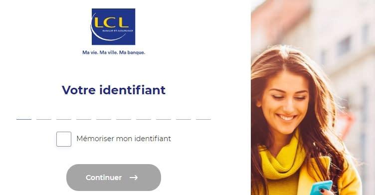 identification lcl particulier authentification identifiant client